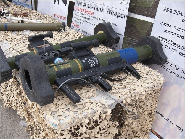 MATADOR (Man-portable Anti-Tank, Anti-DOoR)