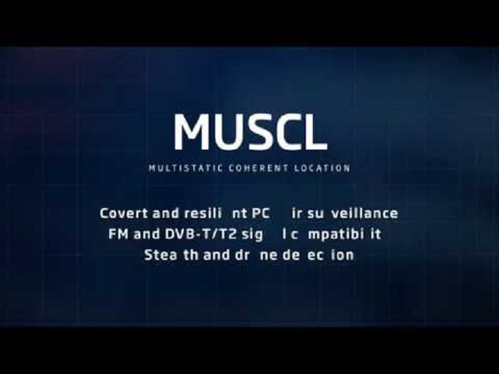 MUSCL Multistatic Coherent Location