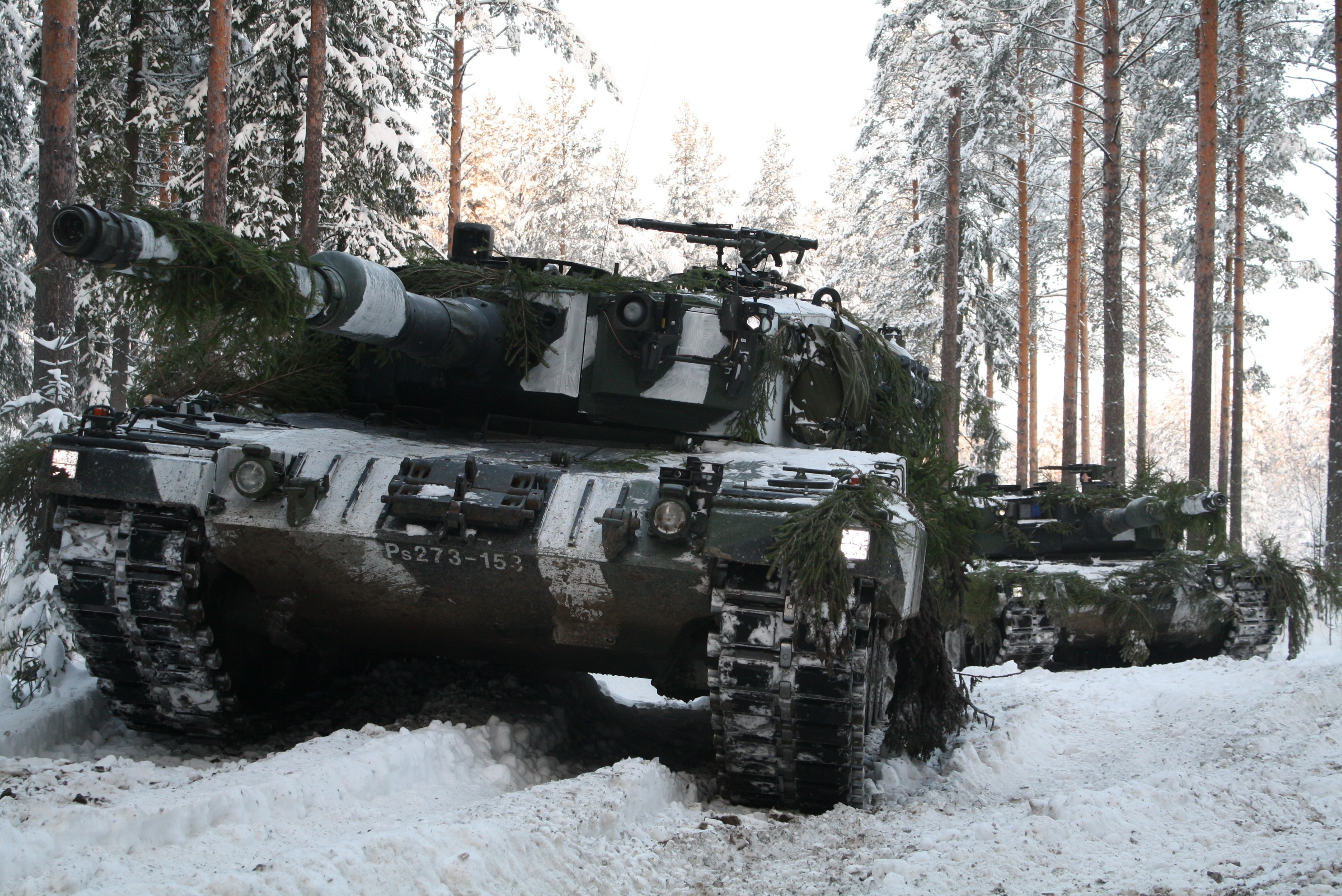 Norway abandons Leopard 2A4 tank upgrade