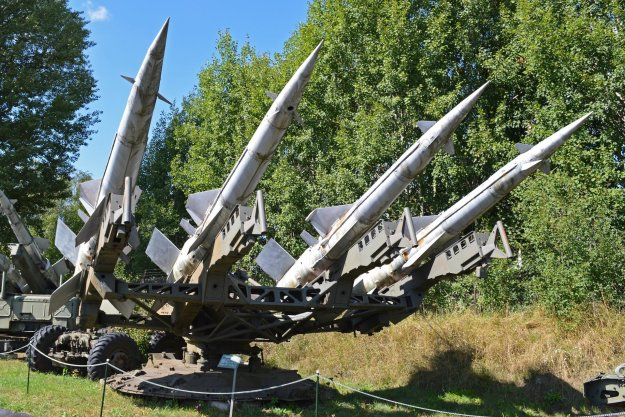 S-125 Missile System Missile Military Wallpapers