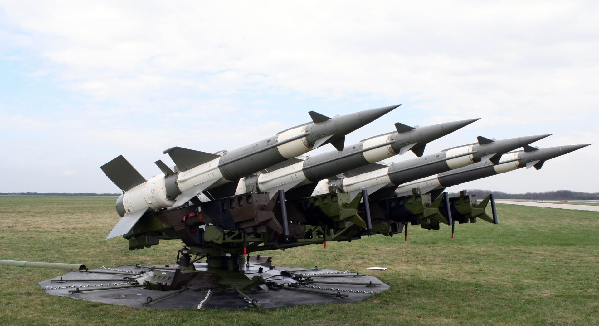 S-125 Missile System Military Missiles