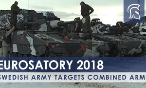 Swedish Army Targets Combined Arms To Meet Threats