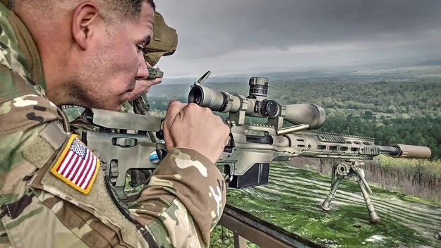 Top Military Shooters Compete In Sniper Championship