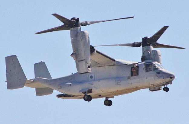 Bell-Boeing wins $4,2 billion contract for V-22 Osprey supply contract
