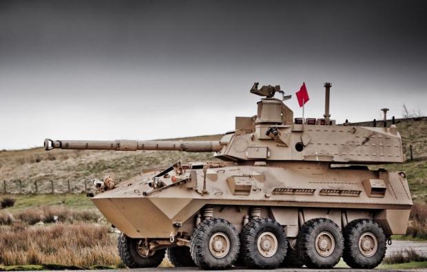 John Cockerill Defense - Cockerill LCTS 90MP