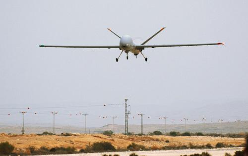 Elbit Hermes 900 Tactical Unmanned Air Vehicle (UAV)