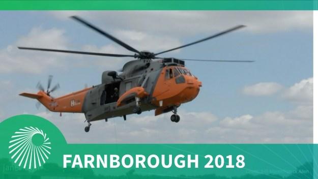 Farnborough 2018: UK HeliOperations train German Navy SAR pilots