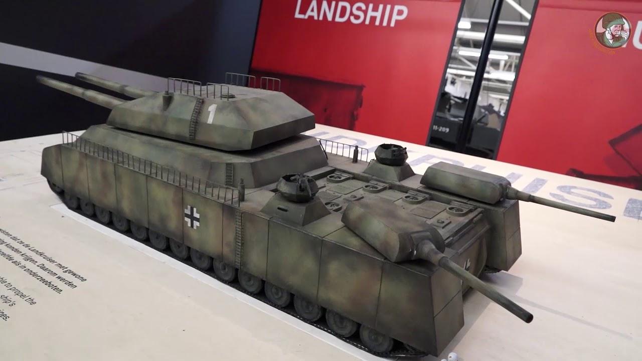 History of main battle tank from Leonardo da Vinci's to World War I and II 20th century today