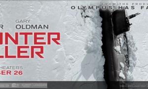 Hunter Killer Official Trailer