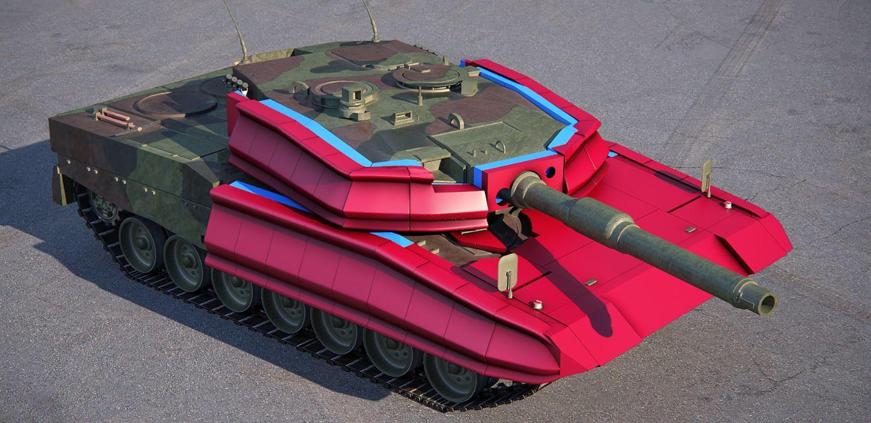IBD unveils SMART PROTech active armour solution