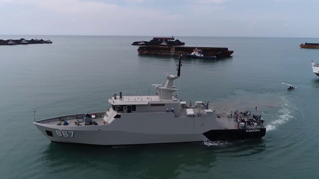 Indonesia launches seventh PC-40 class vessel