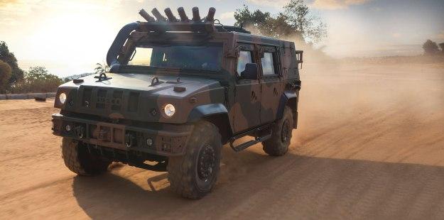 Iveco LMV (Light Multirole Vehicle)