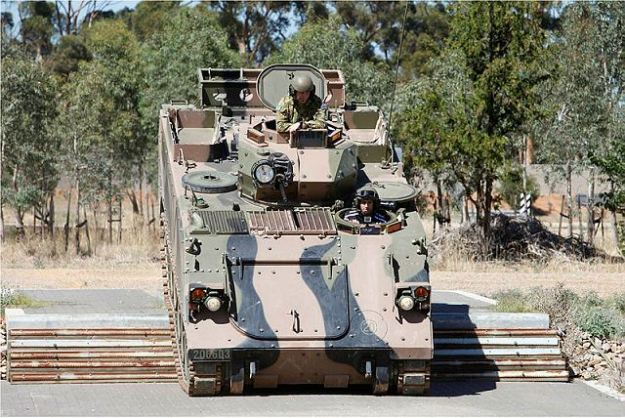 M113AS4 Armoured Personnel Carrier