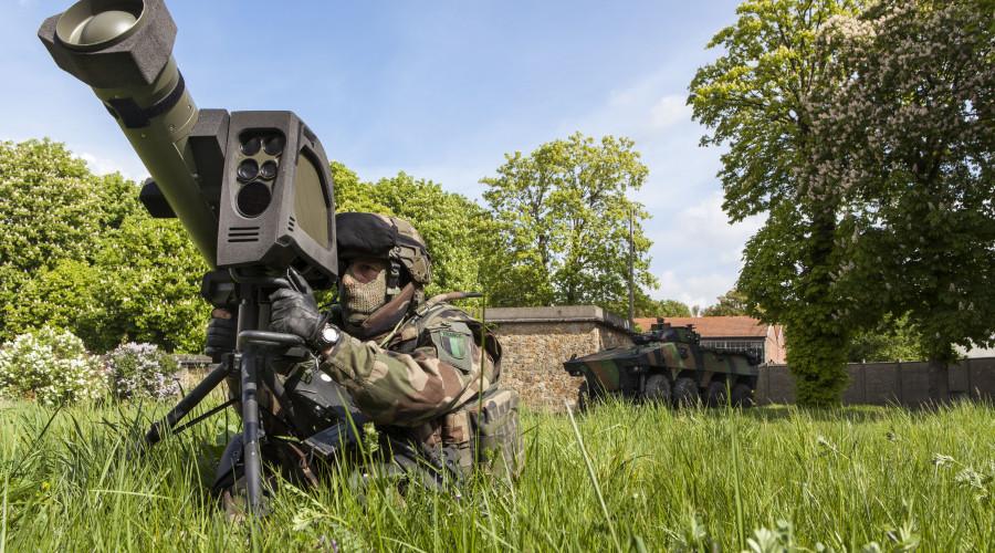 MBDA MMP anti-tank guided missile