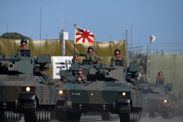 Mitsubishi Type 89 infantry fighting vehicle