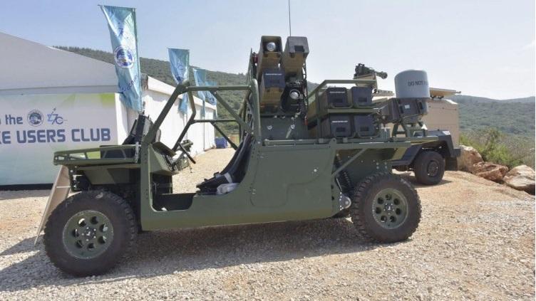 Rafael announces Spike NLOS multipurpose tactical missile