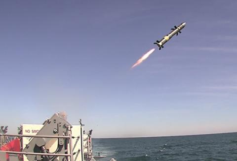 Raytheon to produce Griffin multi-platform missile for U.S. Special Operations Command