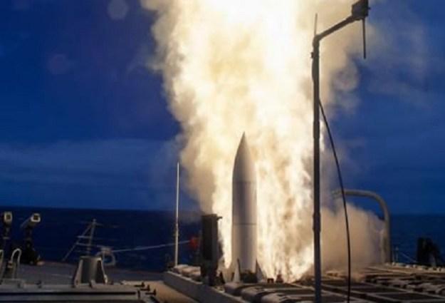 SM-6 Missile