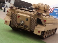 SOFEX 2018 Special Operations Forces Exhibition Marder 1A3 Terminator-AT Aselsan Ihasavar