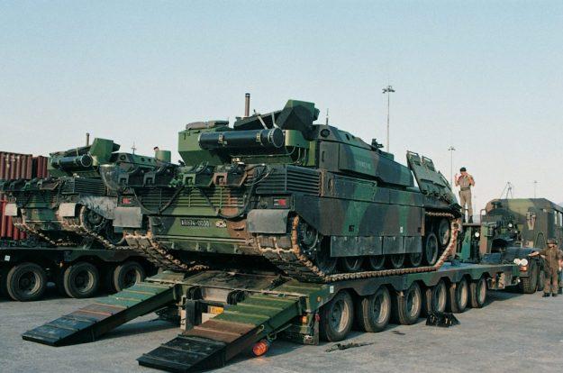 SOFRAME SRPB semi-trailer tank carrier