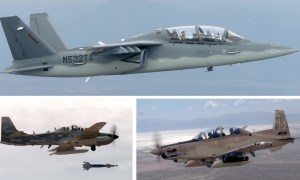 US Air Force considering ending Light Attack Experiment after pilot death