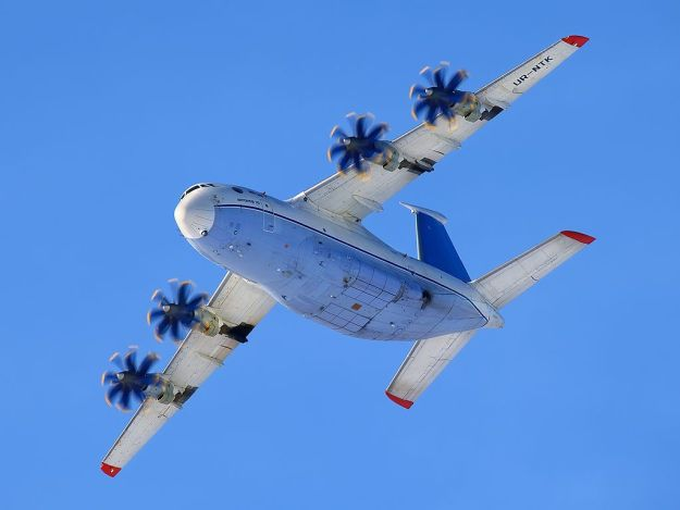 Antonov An-70 Military transport aircraft