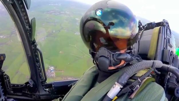 BAE Striker II Digital Helmet-Mounted Display