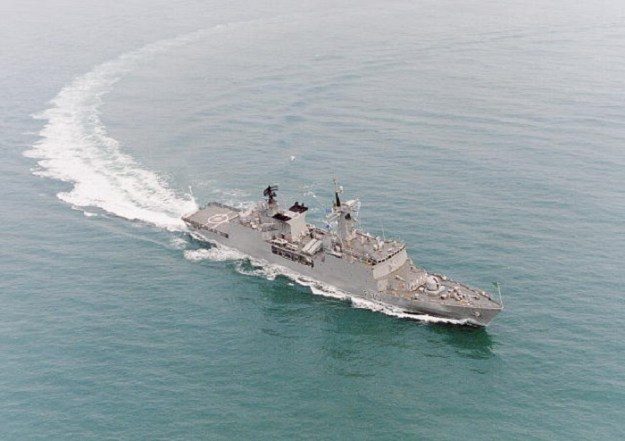 Bangladesh Navy BNS Bangabandhu