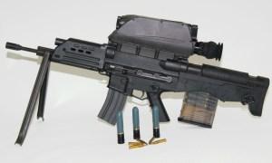 K11 Dual-barrel Air-burst Weapon