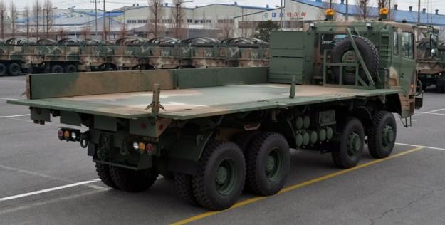 Kia KM1500 Transport Vehicle
