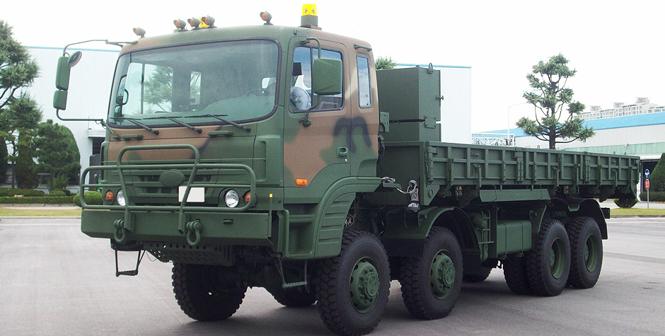 Kia KM1500 Transport Vehicle