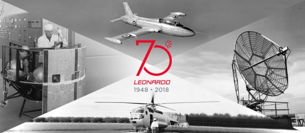 Leonardo celebrates its 70th birthday