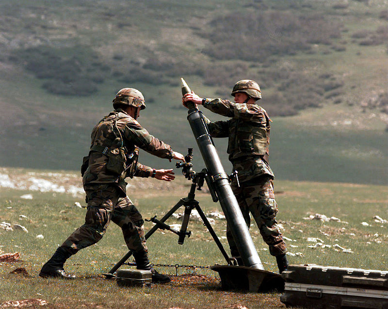 M120 Mortar System