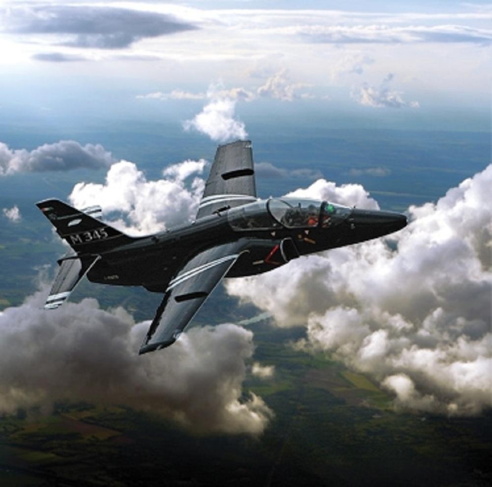 Aermacchi M-345 Military Trainer Aircraft