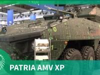 Patria rolls out latest AMV XP