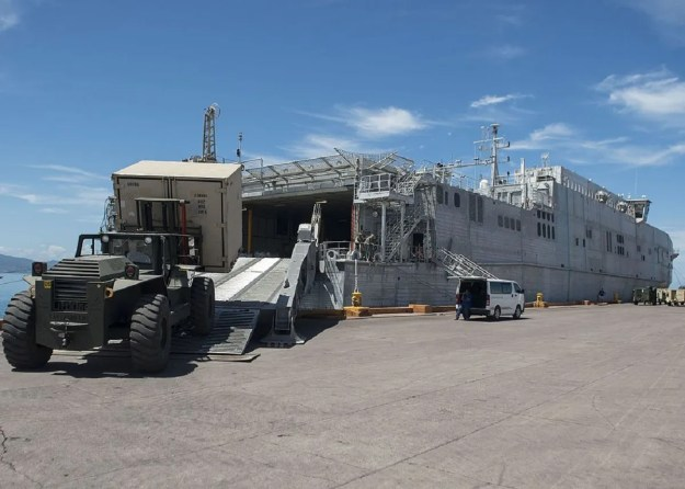 Spearhead-class Expeditionary Fast Transport (EPF)
