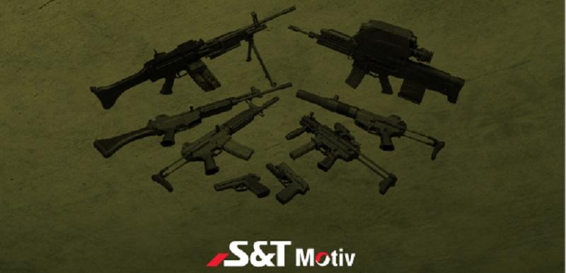 S & T Motiv K Series