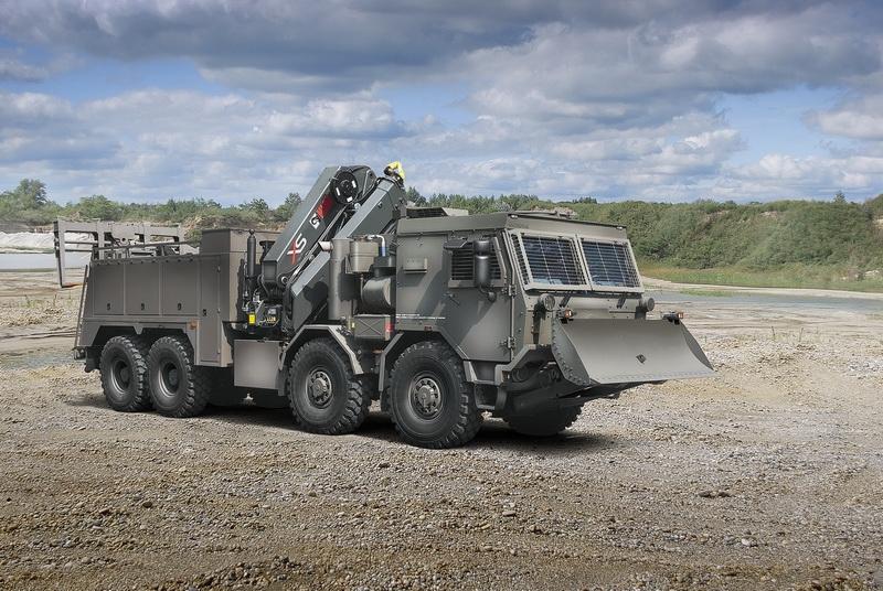 Tatra 815-7 Heavy truck