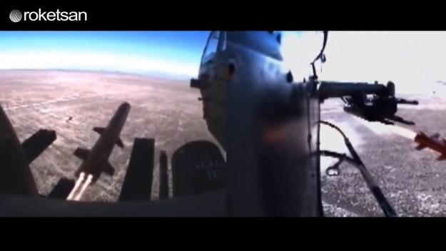 UMTAS Anti-Tank Missile