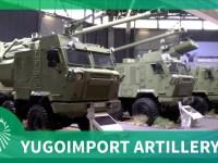 Yugoimport presents its full range of artillery systems