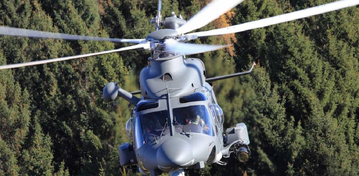 Leonardo AW139 Medium-lift Military Helicopter