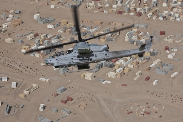 Bell AH-1Z Viper Attack helicopter