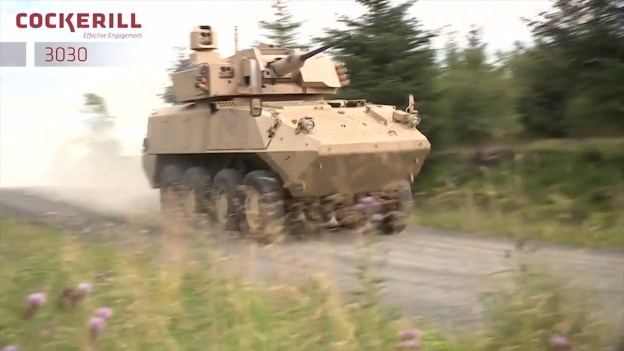 CMI Defence - Cockerill 3030