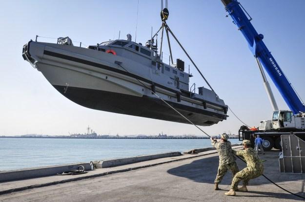 Coastal Command Boat (CCB)