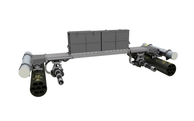 Dillon Aero Mission Configurable Aircraft System (MCAS-AH)