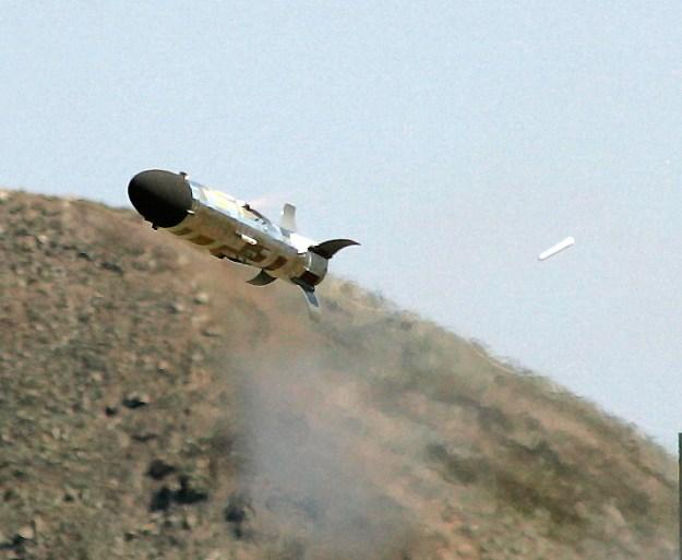 ERYX Anti-tank Missile (ATGM)