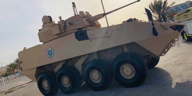 General Dynamics Land Systems - Light Armoured Vehicles LAV 700