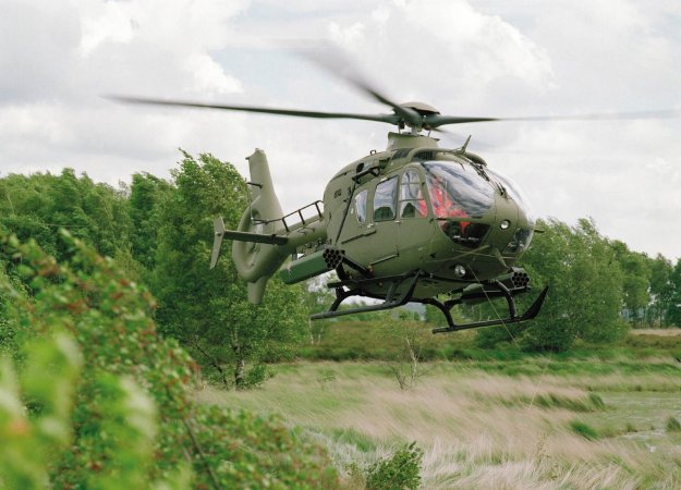 H135M Light Utility Military Helicopter