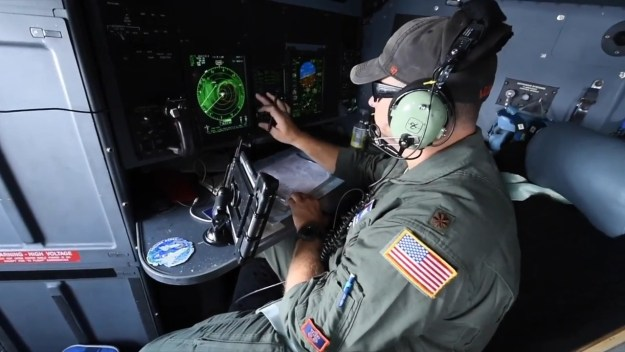 HC-130J Hercules Hurricane Hunters: Hurricane Florence