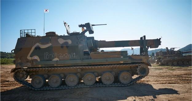K10 Ammunition Resupply Vehicle